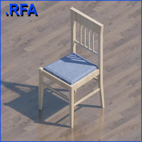 Revit chair 02